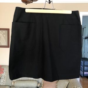 Women skirt with tags LOFT size 12P
